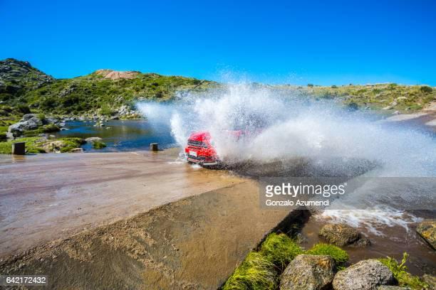 Driving adventure in Argentina