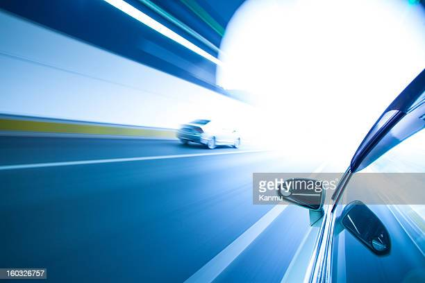 Driving at high speed