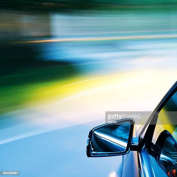 Fahren schnell