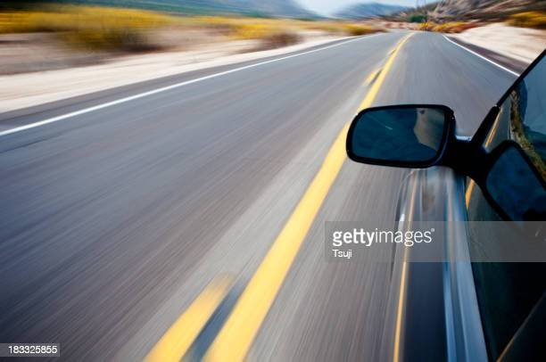Driving in high speed