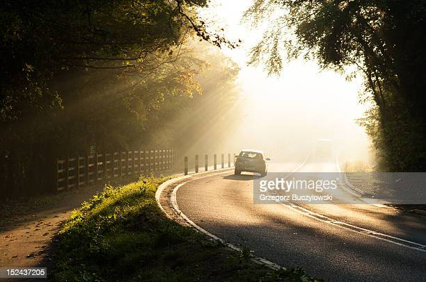 Driving in light