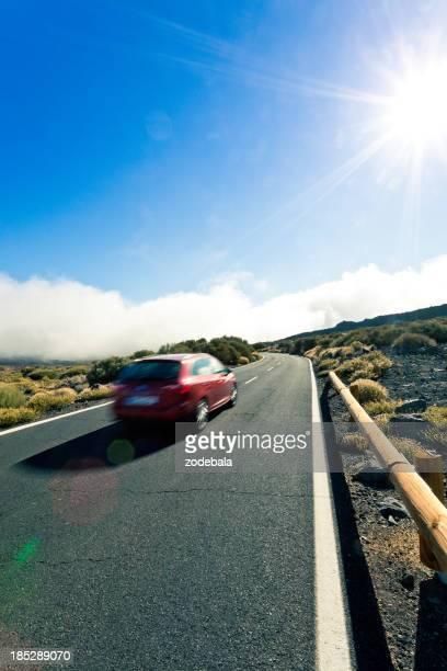 Guida nel deserto, Parco Nazionale del Teide, Isole Canarie