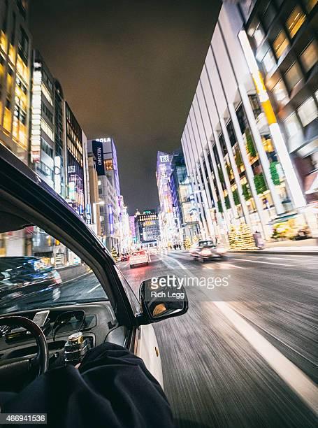 東京で運転