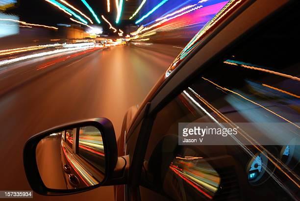 Driving in Vegas