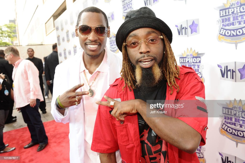Roc and Kaine of the Ying Yang Twins attend the 2010 Vh1 Hip Hop Honors at Hammerstein Ballroom on June 3 2010 in New York City