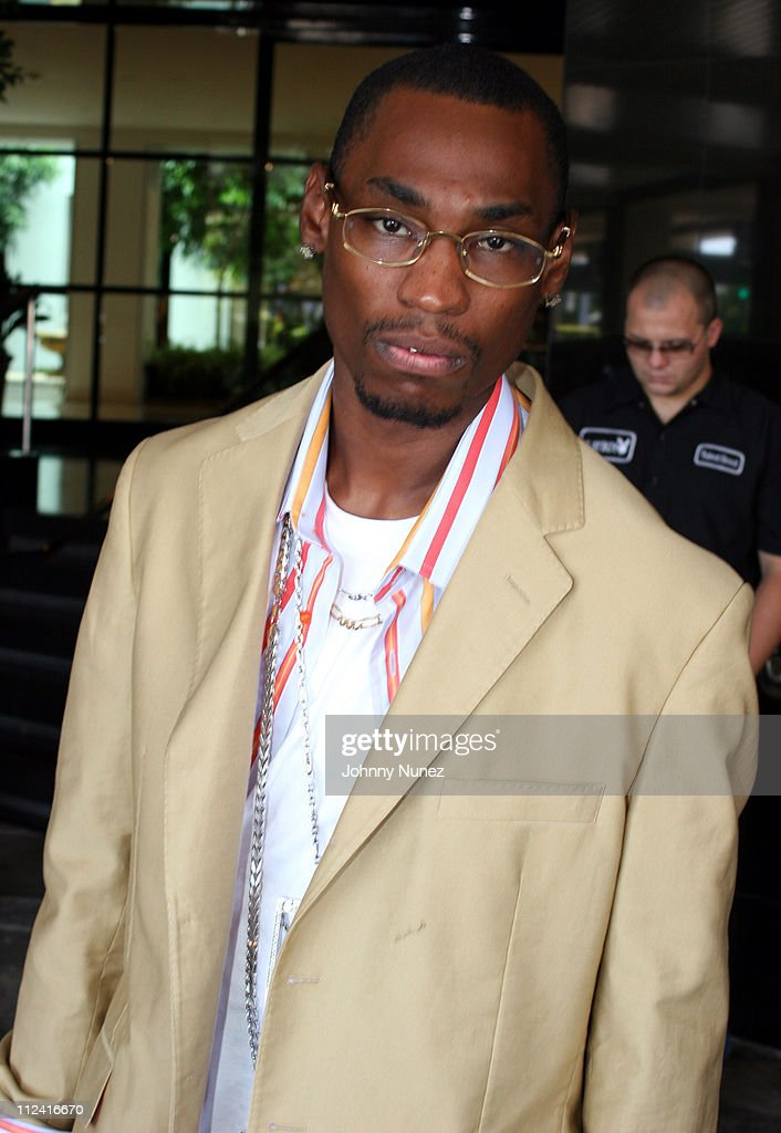 DRoc of The Ying Yang Twins during AXE Mojo Master The Game in Los Angeles in Los Angeles California United States
