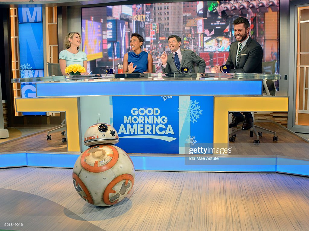 Good Morning America Intruder Interview : Abc s quot good morning america  getty images