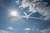 Drone, wireless technology