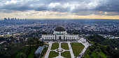 Drone Photograph of the Griffith Observatory