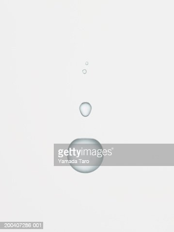 Drop of water : Stock Photo