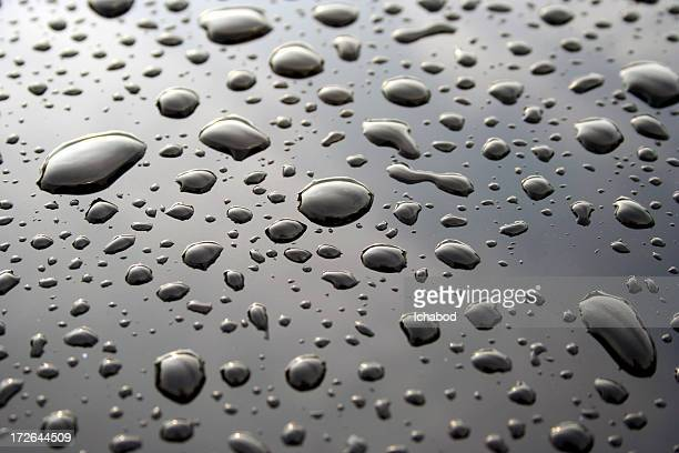 Droplets Background / Abstract