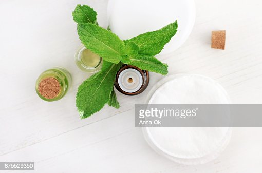 how to get oil from mint leaves