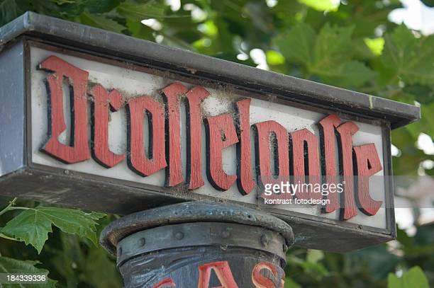Drosselgasse, Ruedesheim