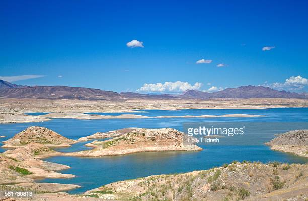 Drought at Lake Mead