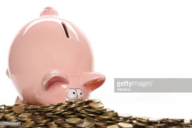 Ertrinken in Geld