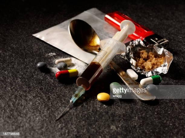 医薬品依存症