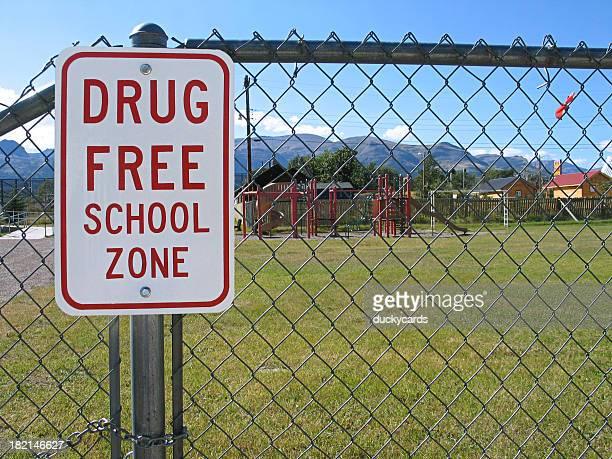 Drug Free School Zone