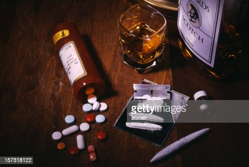 Drugs and Alcohol Addiction