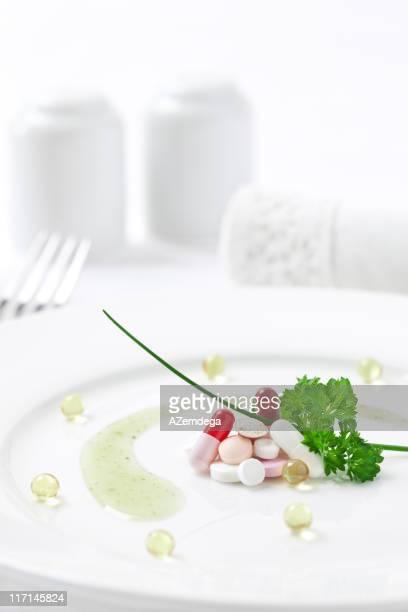 Drugs as food