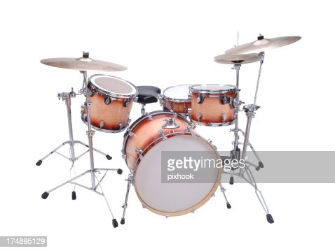 Drum Kit with path