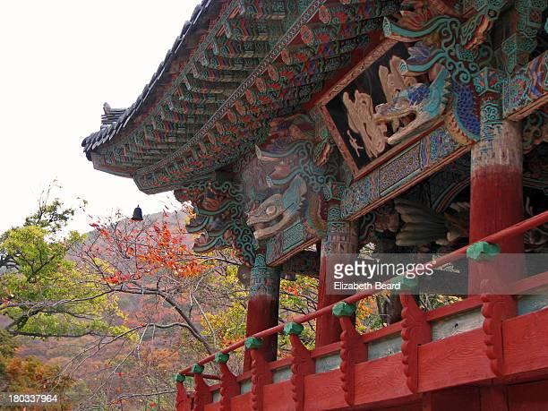 Drum tower, Beomeosa temple