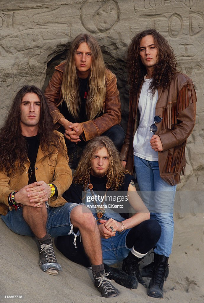 Alice In Chains' First Official Major Label Photo Session ...