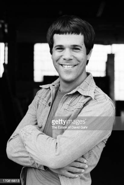 Drummer Stephen Bladd of the R and B influenced blues rock band The J Geils Band poses for a portrait on May 20 1977 in Boston Massachusetts