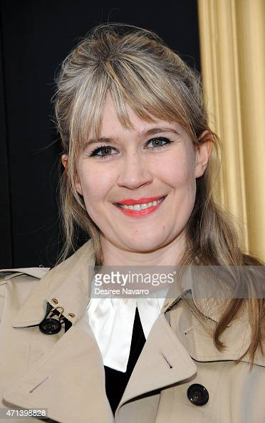 Drummer Tennessee Thomas attends the New York special screening of 'Far From The Madding Crowd' at The Paris Theatre on April 27 2015 in New York City
