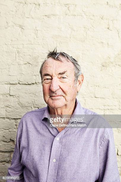 Drummer with Pink Floyd Nick Mason is photographed for Paris Match on October 5 2016 in London England