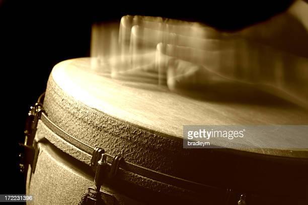 Drumming hands 8