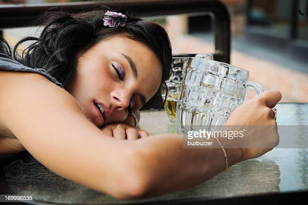Drunken Teenager