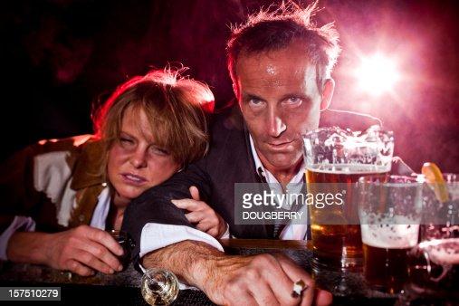 Sindrome di astinenza dopo immissione di alcool