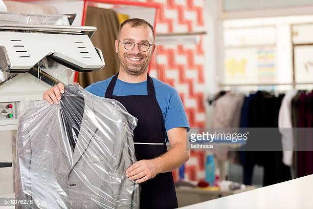 Dry Cleaning Owner