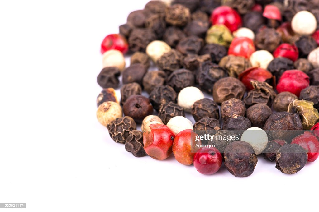 Dry pepper : Stock Photo