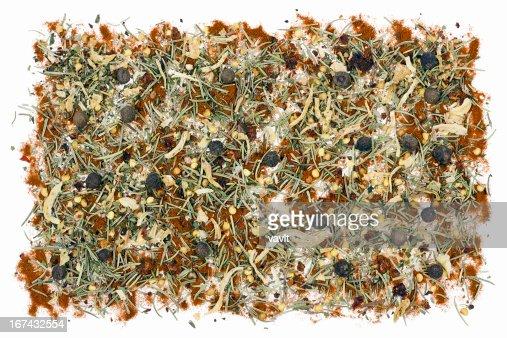 Secar las especias : Foto de stock