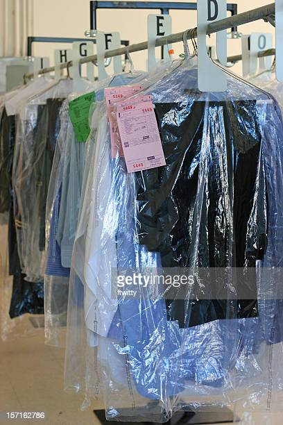 Drycleaned Clothing 7