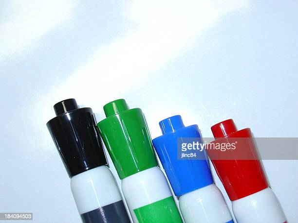 dry-erase markers