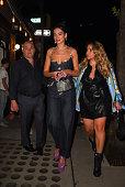 Celebrity Sightings In New York City - September 19,...