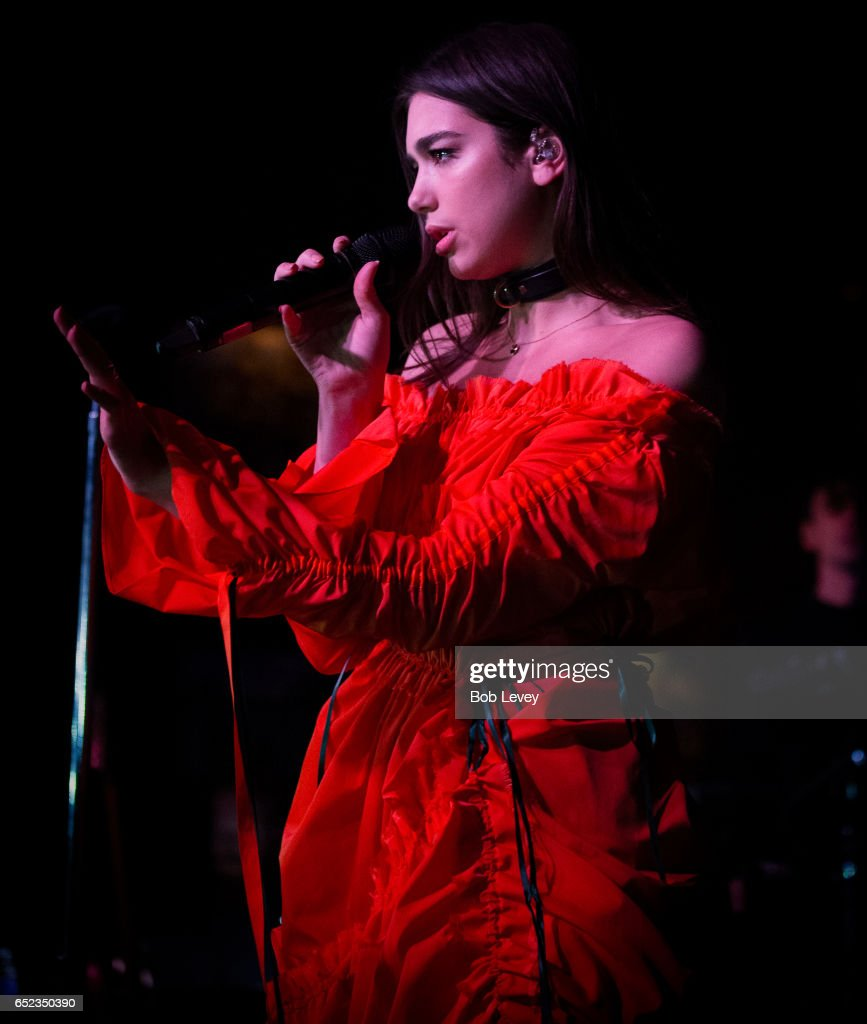 dua lipa performs at house of blues photos and images | getty images