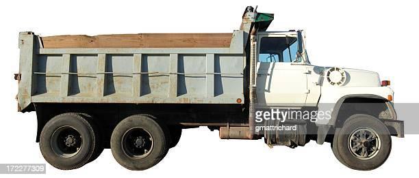 Dual-Axle Dump Truck