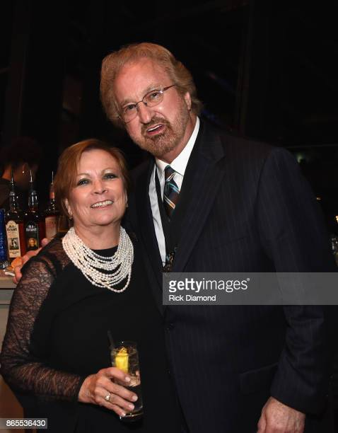 Duane Allen of The Oak Ridge Boys attends the Country Music Hall Of Fame And Museum Hosts Medallion Ceremony To Celebrate 2017 Hall Of Fame Inductees...