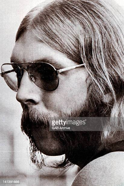 Duane Allman from The Allman Brothers posed circa 1970