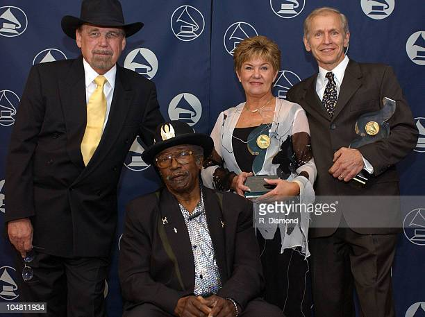 Duane Eddy Bo Diddley Honorees Dinah and Fred Gretsch