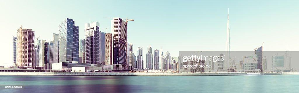 Dubai Business Bay Panorama