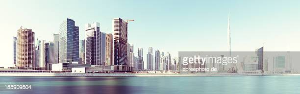 Dubai Business Bay Panorama