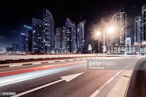 Dubai city highway