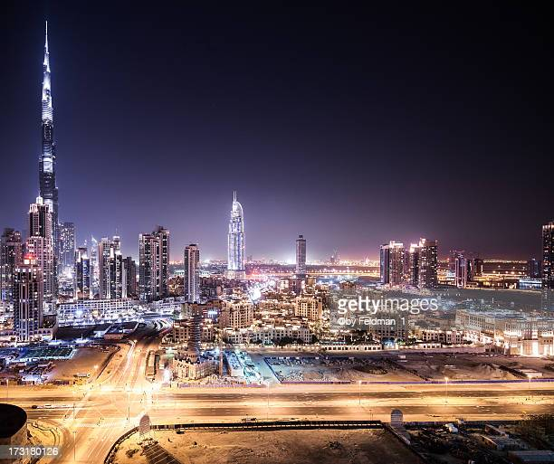 Dubai Construction Aera