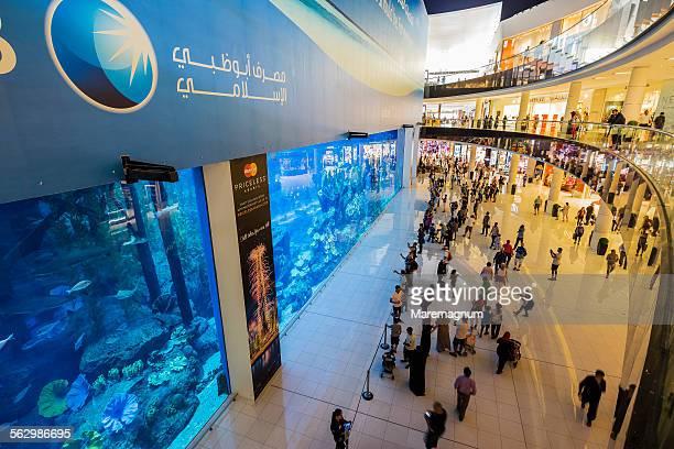 Dubai Mall, Dubai Aquarium and Underwater Zoo