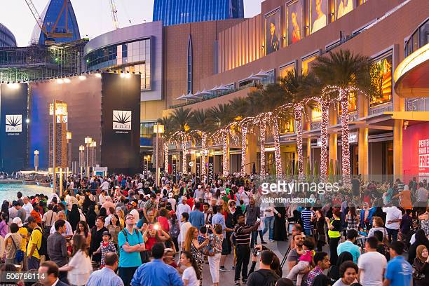 Dubai Mall Outside