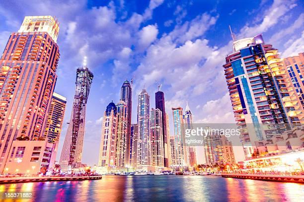 Dubai Marina downtown